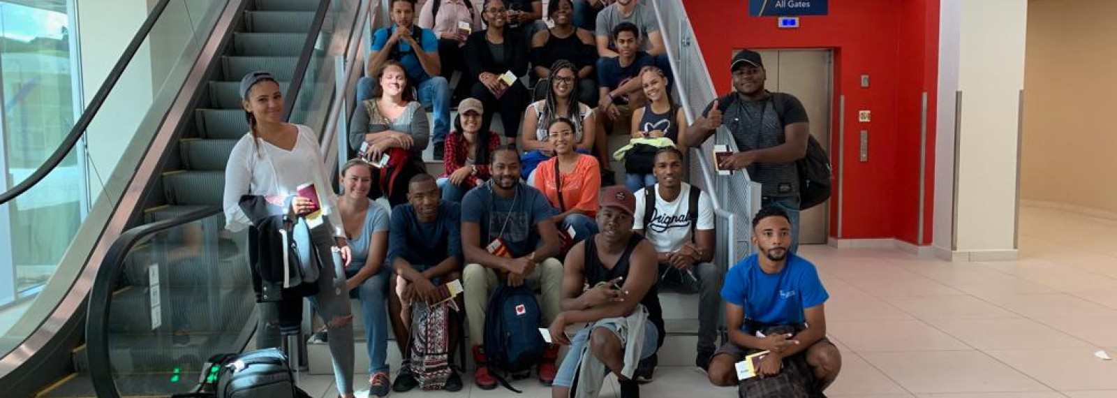 Students Faculty of Engineering travel to Brazil