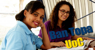 """Ban Topa UoC"""
